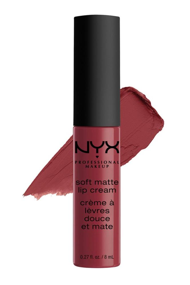 Beauty - NYX Soft Matte Lip Cream - Budapest