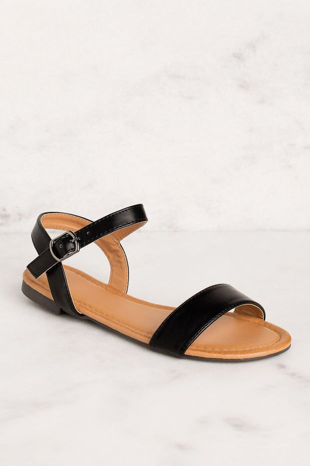 Priceless | Black | Sandals | Womens