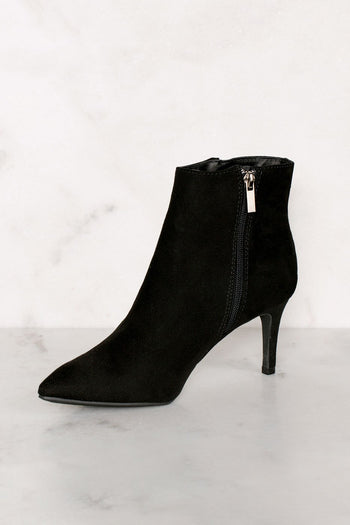 Booties - Longing Booties - Black
