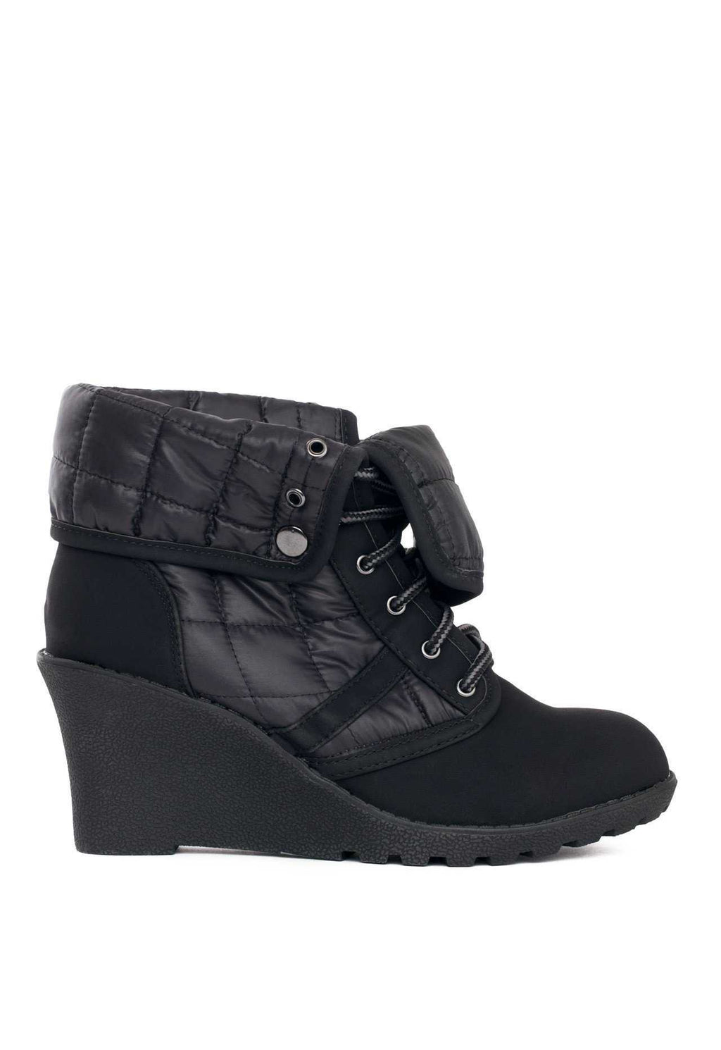Booties - Northern Heights Booties In Black