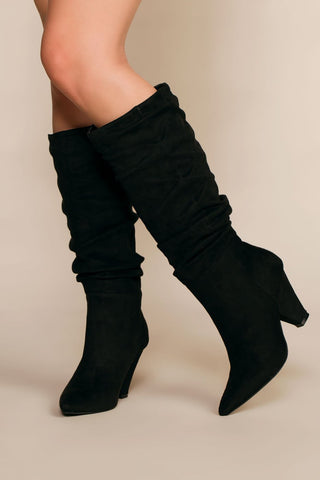 A Little Crush Thigh High Boots