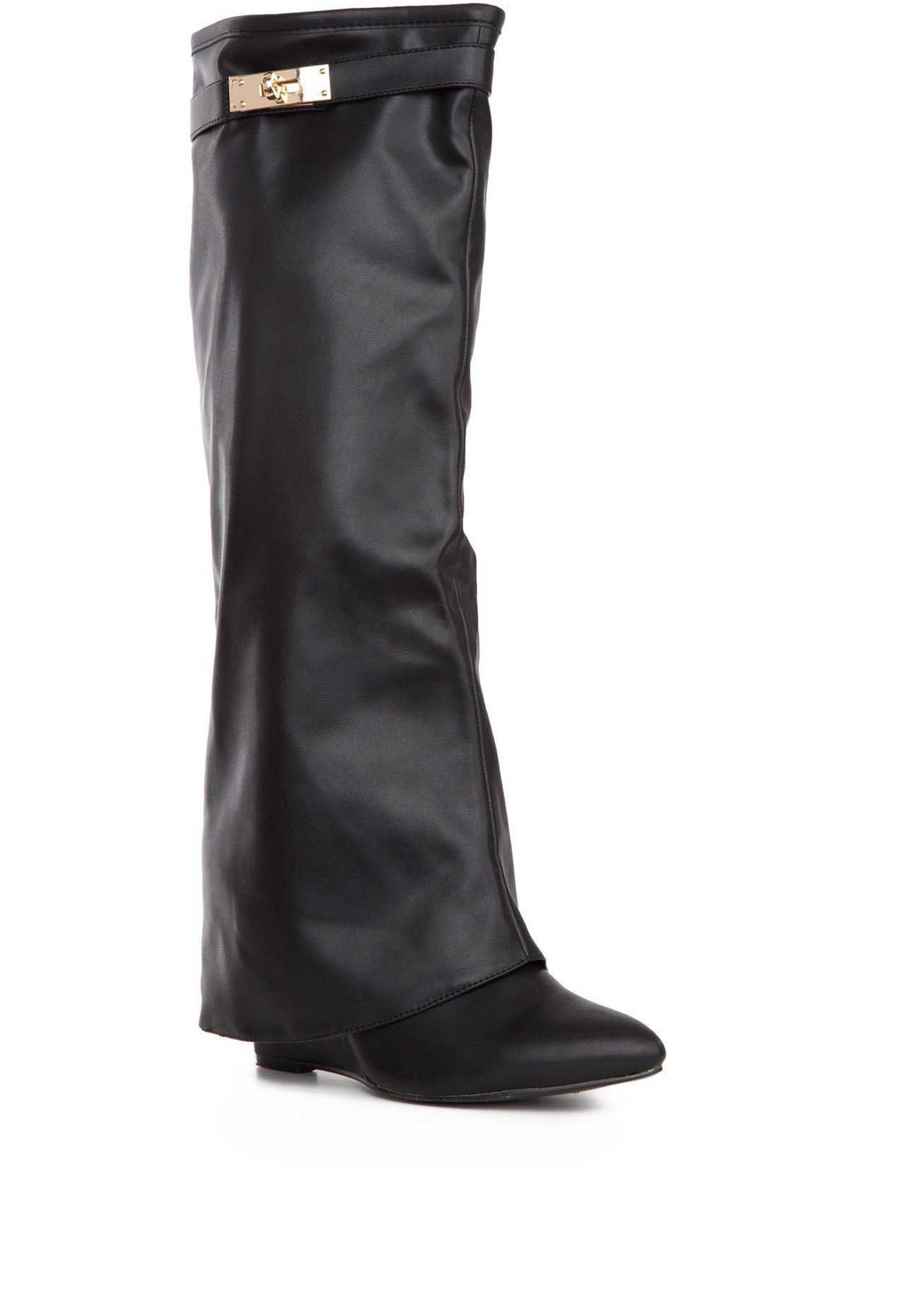 b4ef5c083fa9f Run The World Knee High Boots | Shop Priceless