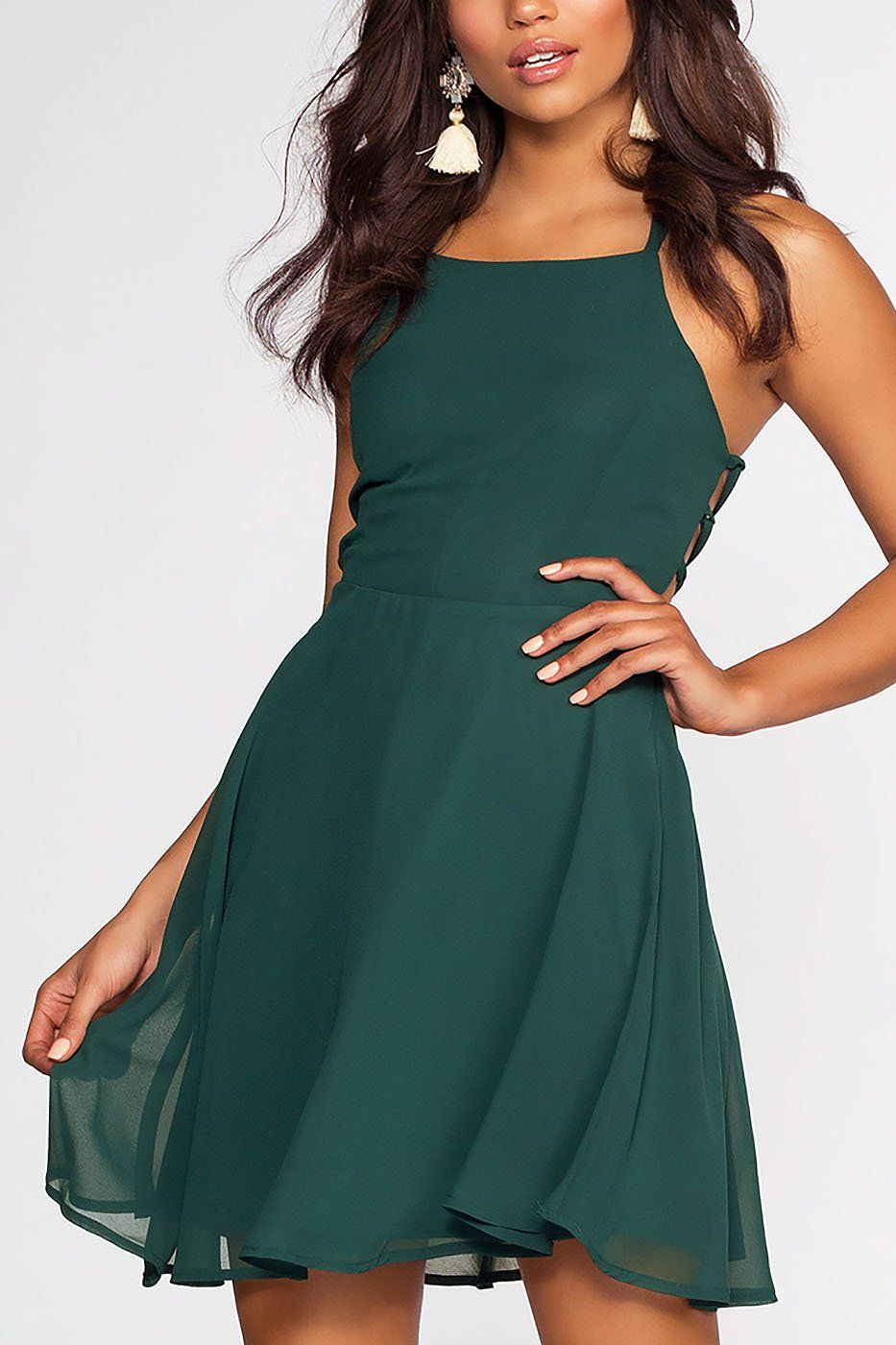 Roxy Dress - Hunter | Listicle