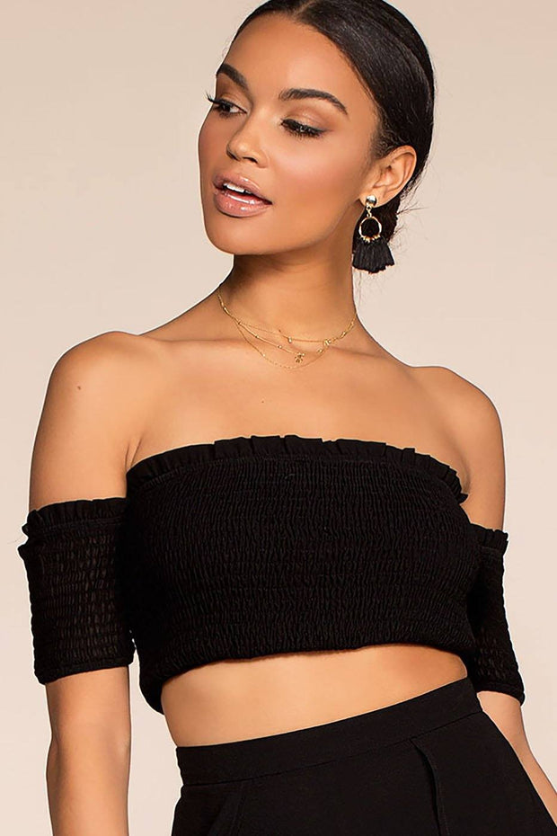 Willow Crop Top | Miss Avenue