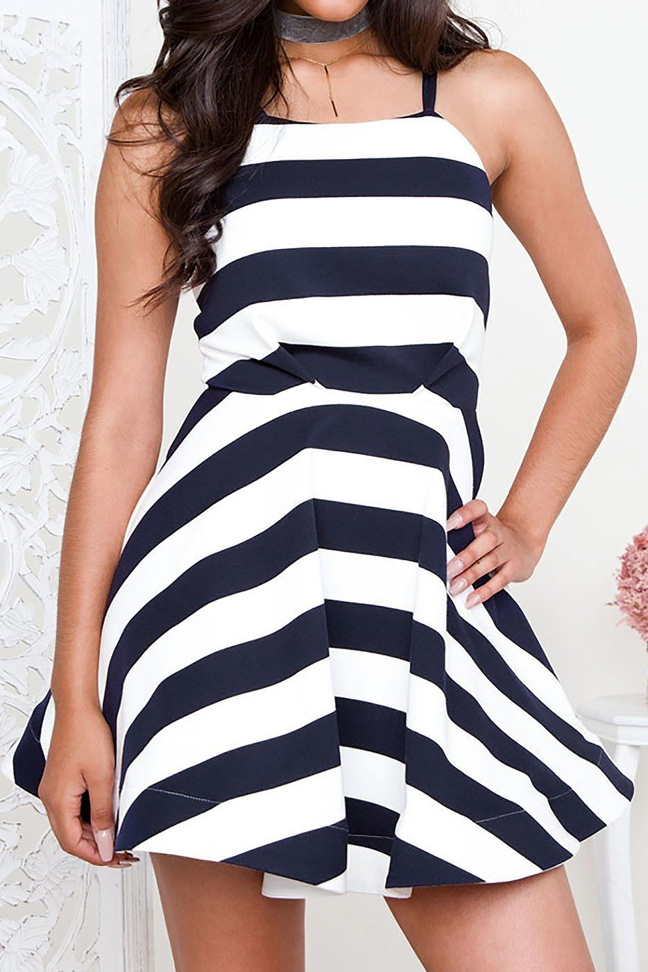 Zendaya Striped Dress | Shop Priceless