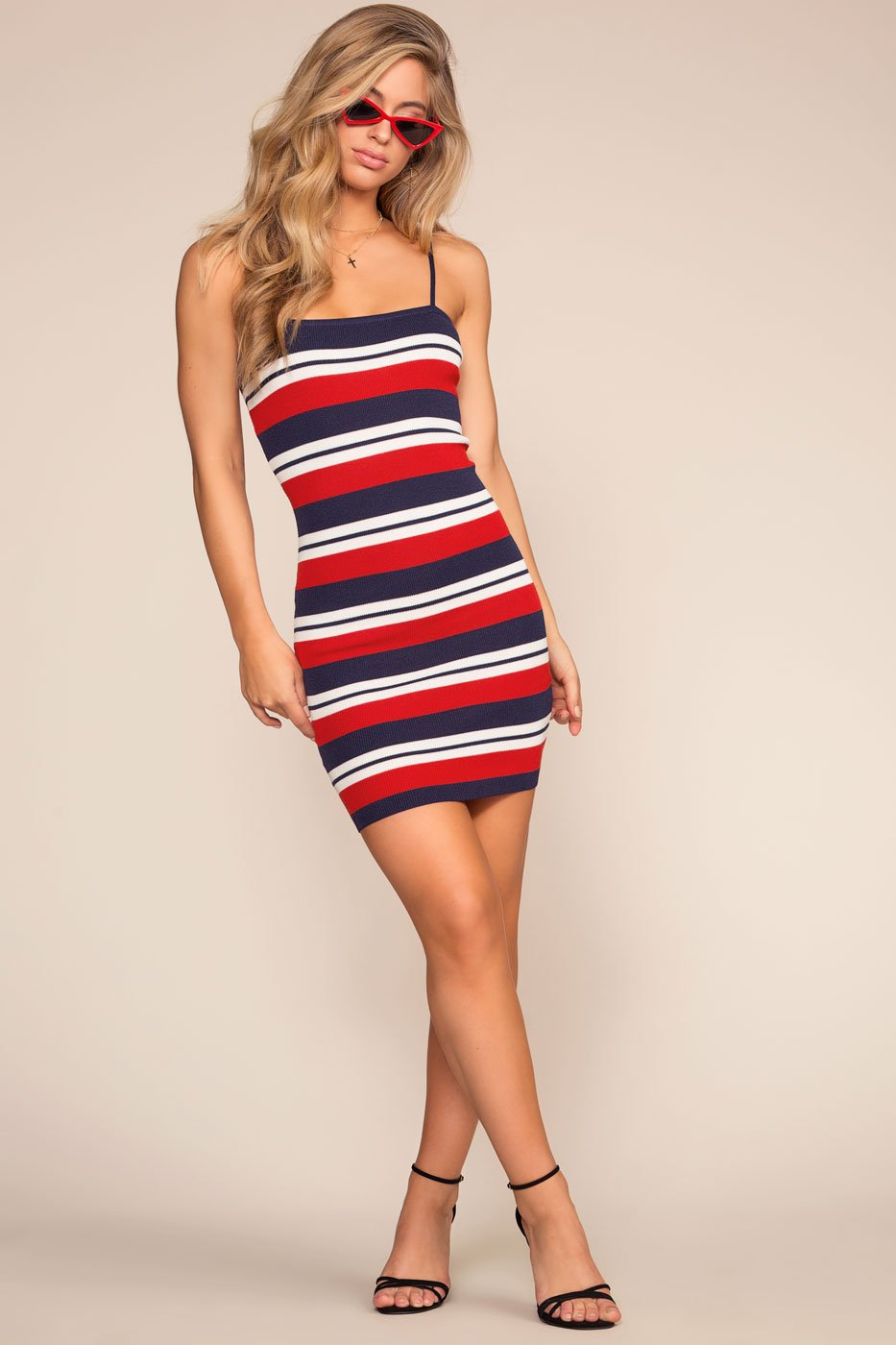 928584af8199 Shop Priceless | Bodycon | Dress | Red | White | Blue | Womens