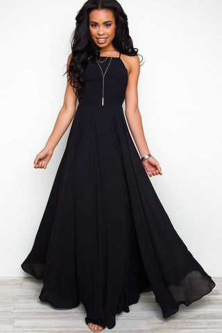 Hadley Dress - Black