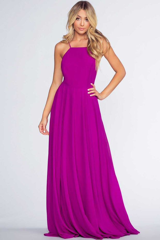Dresses - Aurora Maxi Dress - Purple