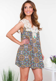Dresses - Caroline Swing Dress