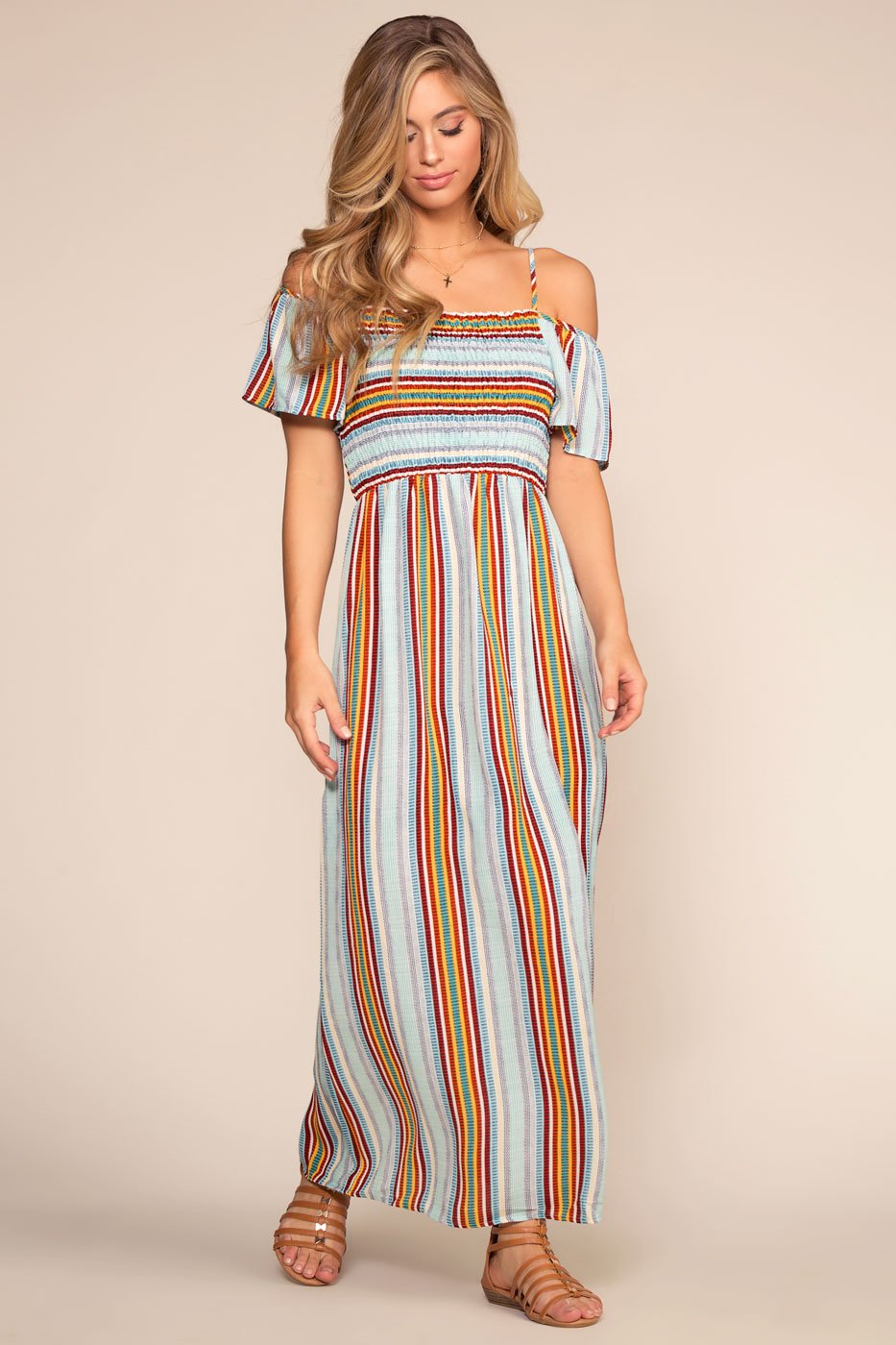 Dresses - Daydreamer Maxi Dress