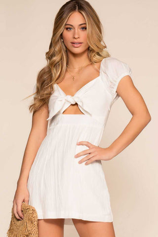 True Touch Off The Shoulder Dress