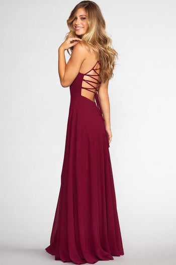 Dresses - Fairytale Ending Maxi Dress - Oxblood