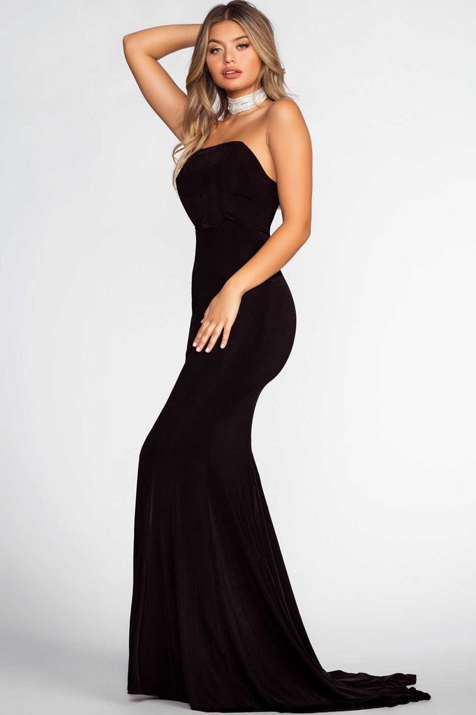 Forever Yours Maxi Dress Black Shop Priceless