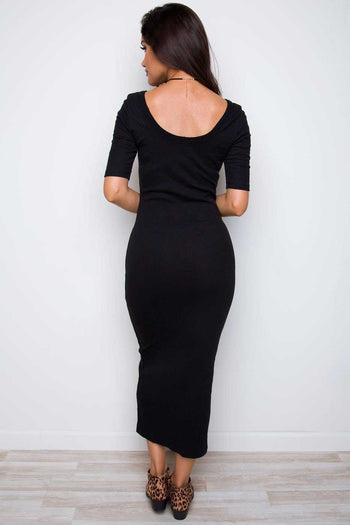 Dresses - Hadley Dress - Black