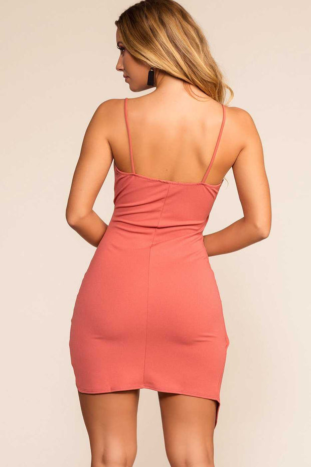 Dresses - Heat Wave Dress - Peach