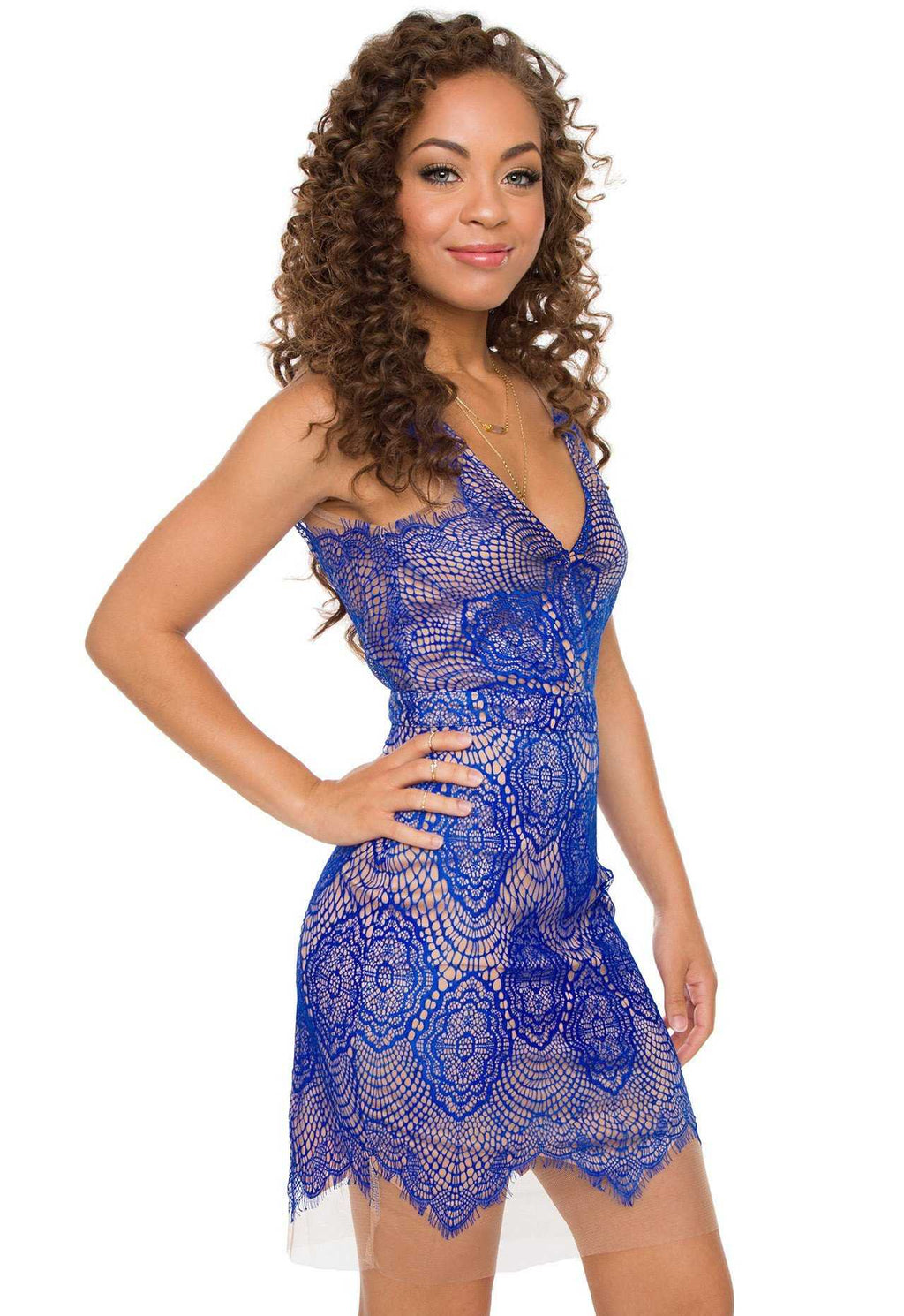 Dresses - Lilycove Dress - Blue