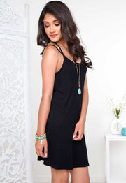 Dresses - Liv Basic Dress - Black
