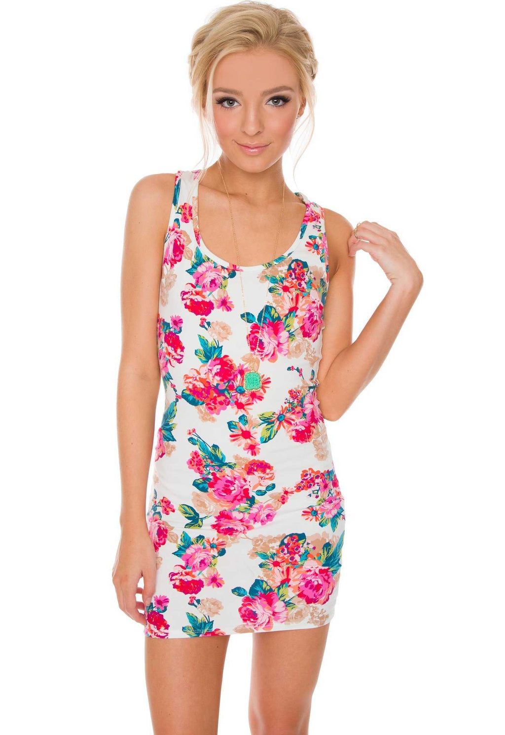 Dresses - Mamma Mia Floral Dress