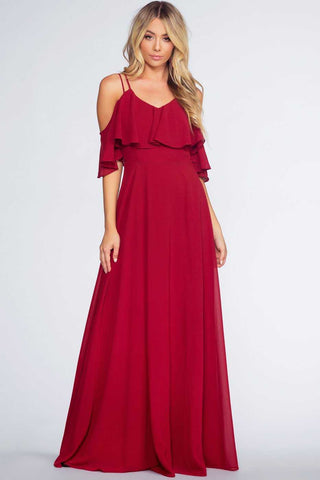 Candlelight Maxi Dress - Orchid