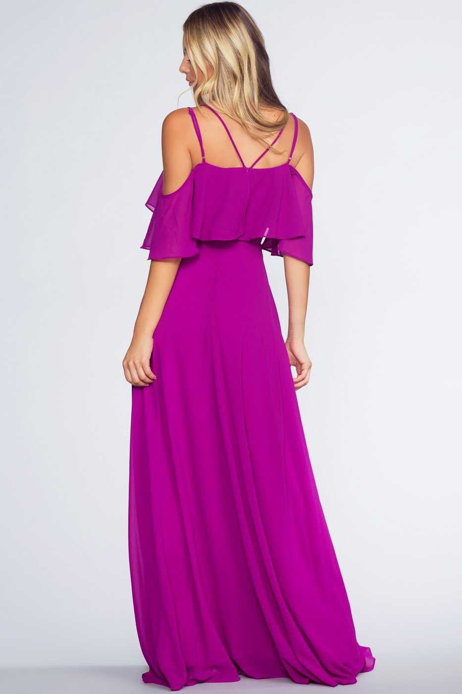 Dresses - Mythical Romance Maxi Dress - Purple