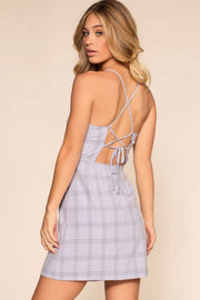 Dresses - Penny Plaid Dress