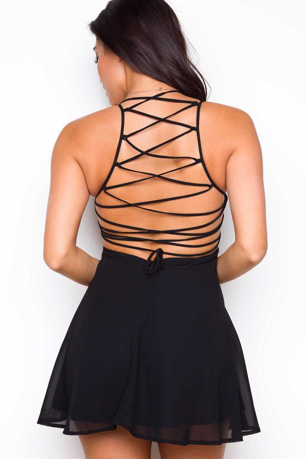 Dresses - Roxy Dress - Black