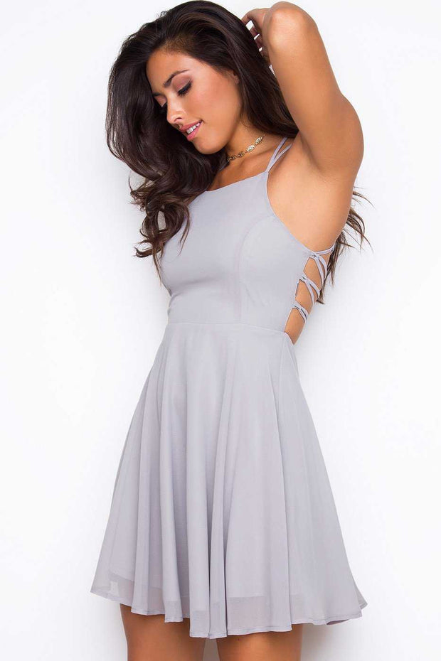 Dresses - Roxy Dress - Slate