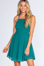 Dresses - Roxy Dress - Teal