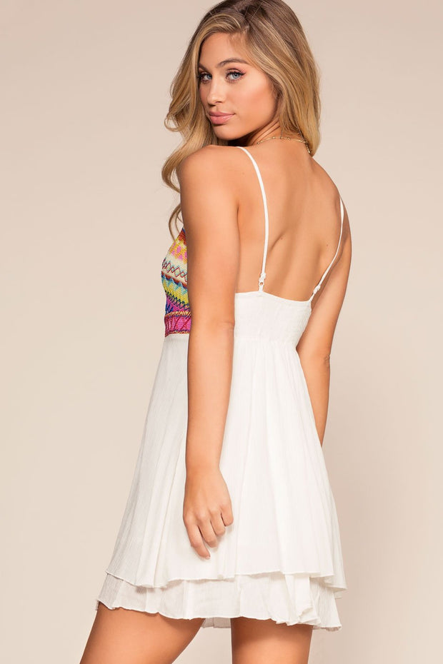 Dresses - Russo Dress - White