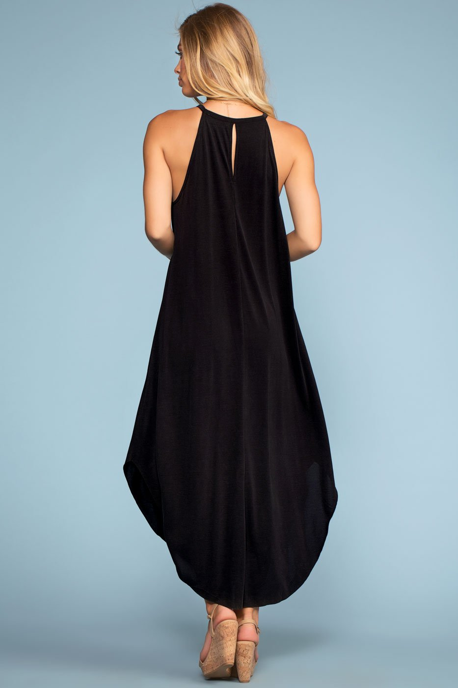 Dresses - Sandbar Maxi Dress - Black