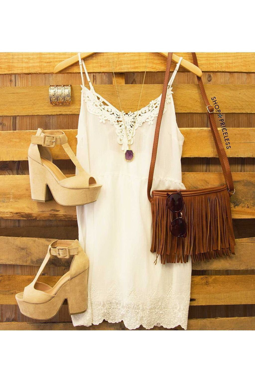 Dresses - This Summer Dress - White