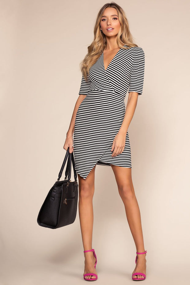 Dresses - Thorne Striped Dress