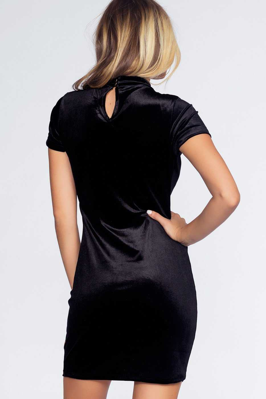 Dresses - Your Desire Dress - Midnight Black