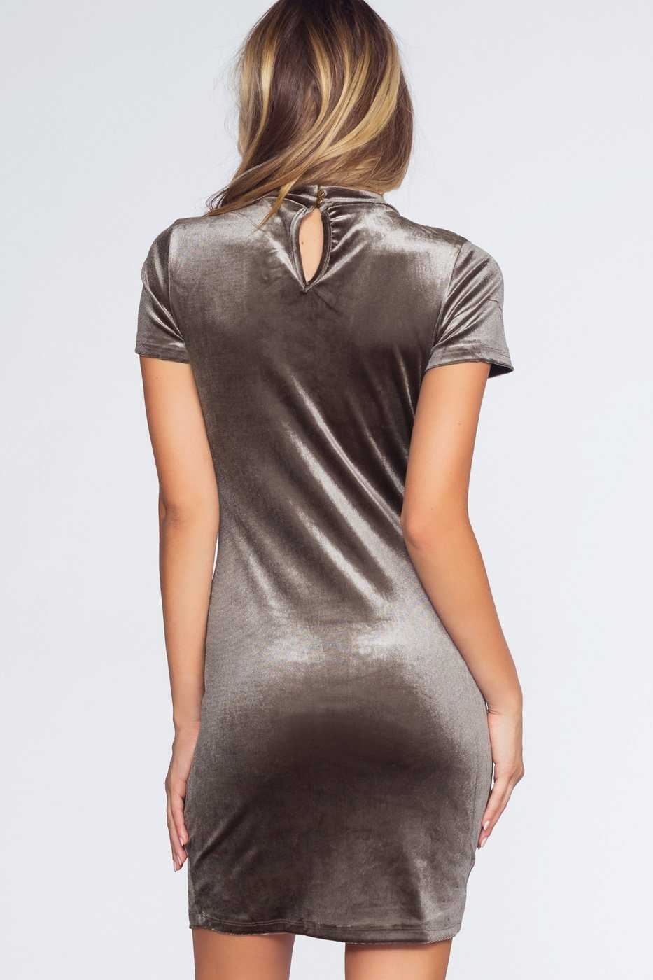 Dresses - Your Desire Dress - Silver