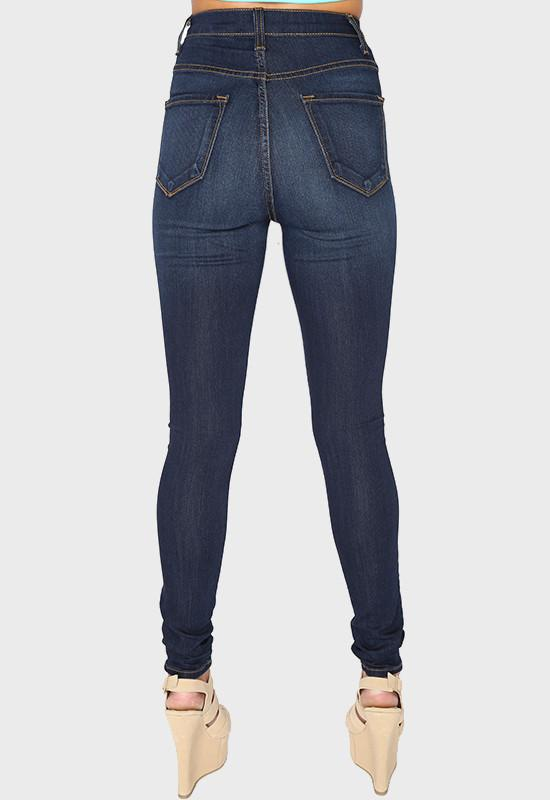 -------- - High Waist Sally Jeans