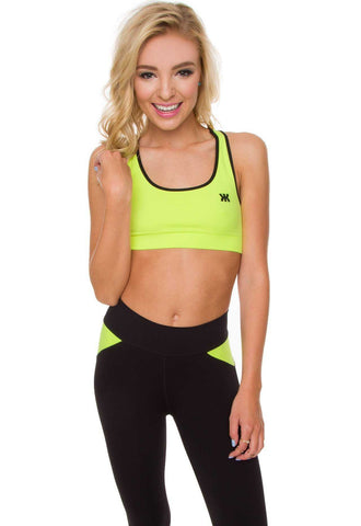 Wake Me Up Yoga Shorts - Pink
