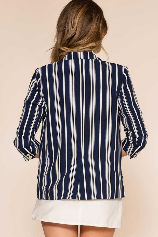 Jackets - Come Sail Away Blazer