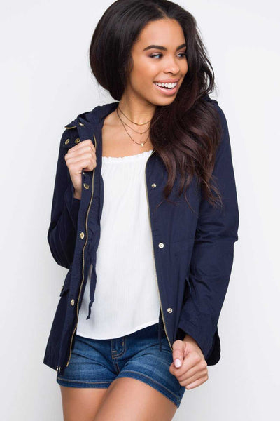 Jackets - Mercer Jacket In Navy