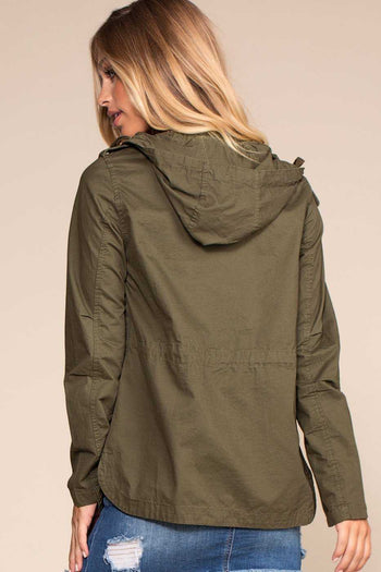 Jackets - Mercer Jacket - Olive