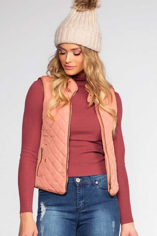 Clem Long Button Sweater Knit Vest
