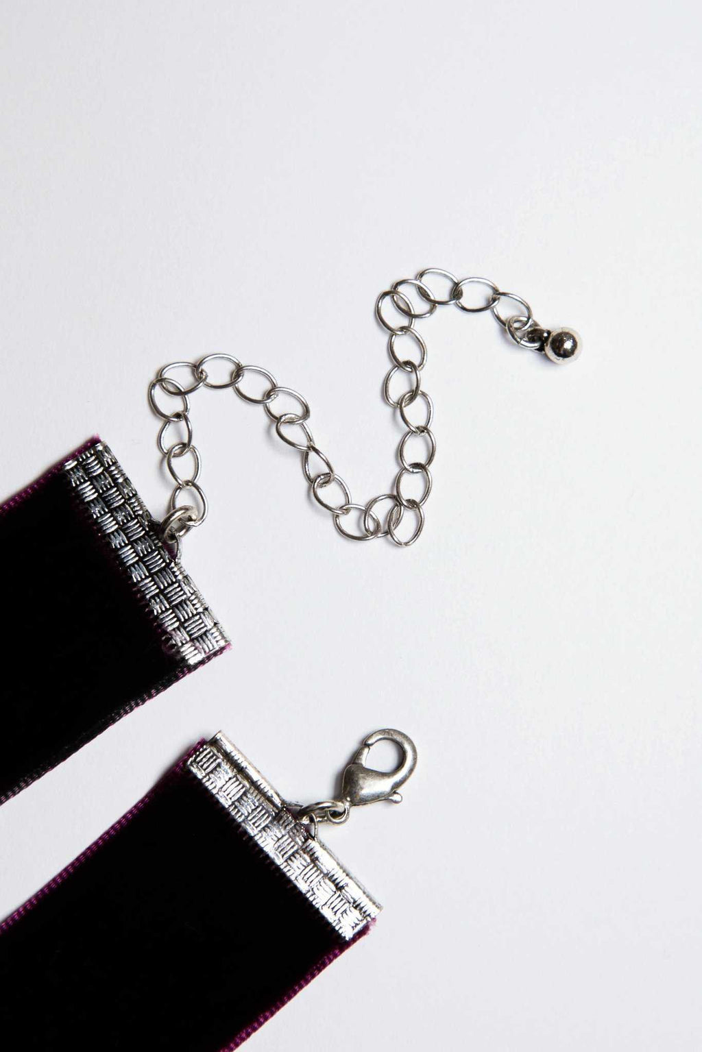 Jewelry - Analeigh Velvet Choker - Black