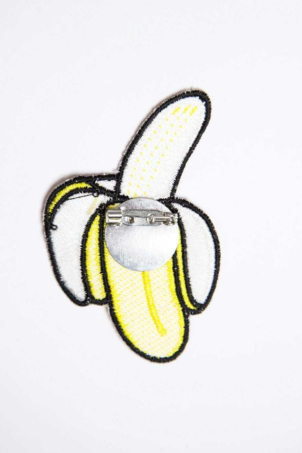 Jewelry - Banana Patch Pin