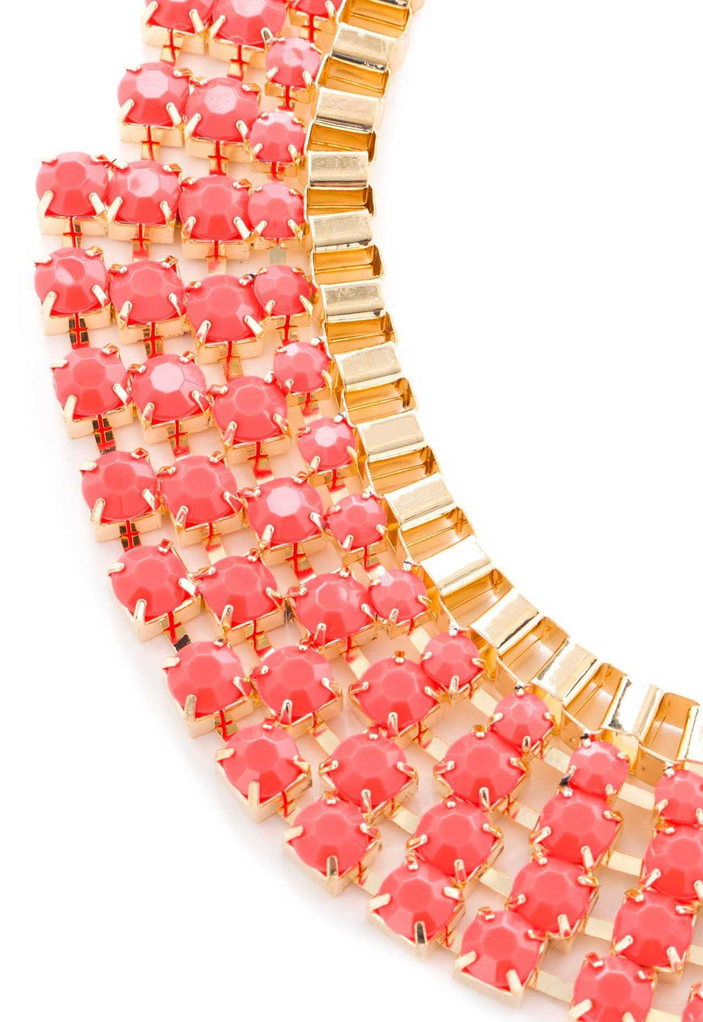 Jewelry - Drew B Necklace Set In Coral