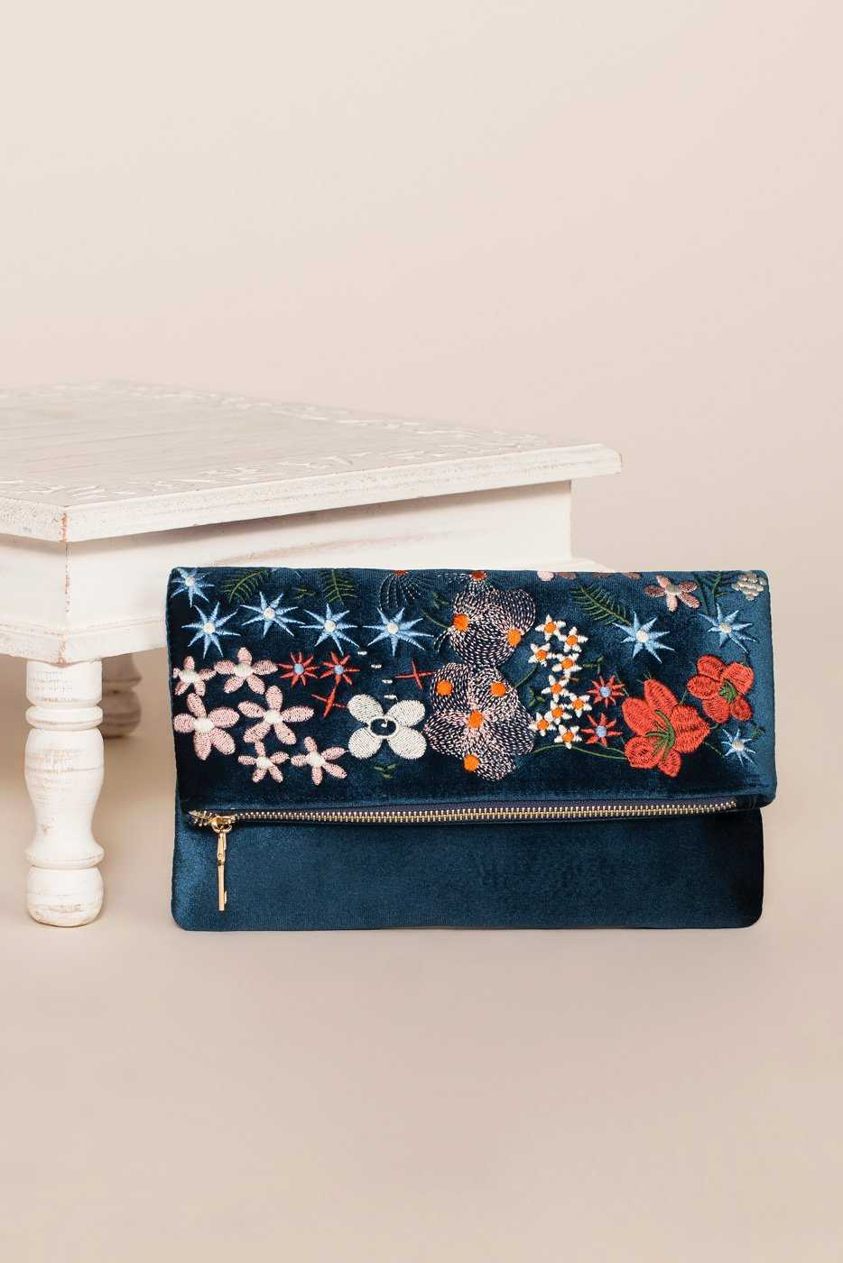 Jewelry - Garden Grove Clutch