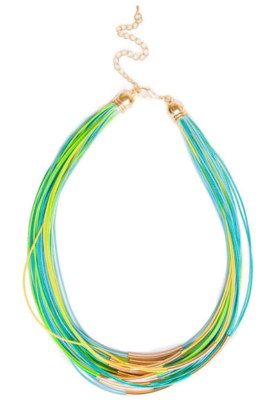 Jewelry - Kimberly Necklace - Mint