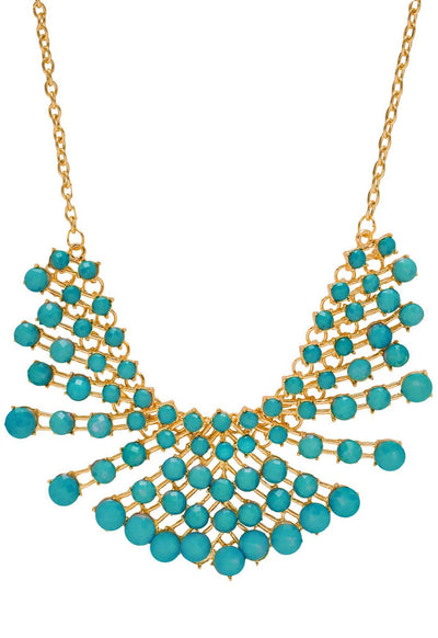Jewelry - Linnea Necklace - Teal