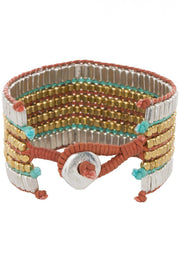 Jewelry - Meona Bracelet In Rust