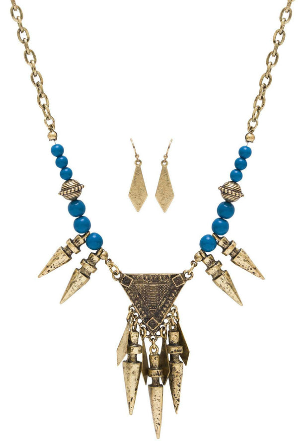 Jewelry - Optical Illusion Necklace Set
