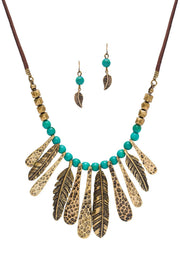 Jewelry - Tribal Chic Necklace Set