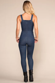 Jumpsuits - Mebon Denim Jumpsuit